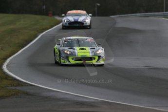 World © Octane Photographic Ltd. Avon Tyres British GT Championship Practice, Oulton Park, UK, Saturday 4th April 2015. G55 Ginetta GT4 – Pro/Am, Twisted Team Parker – Adrian Barwick and Bradley Ellis. Digital Ref :