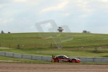 World © Octane Photographic Ltd. Avon Tyres British GT Championship Practice, Oulton Park, UK, Saturday 4th April 2015. G55 Ginetta GT4 – Pro/Am, Professional Motorsport World Expo racing with Optimum – Graham Johnson and Mike Robinson. Digital Ref :