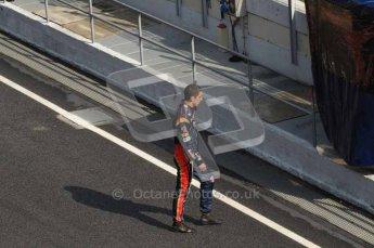 © Octane Photographic 2011. Formula 1 testing Sunday 20th February 2011 Circuit de Catalunya. Toro Rosso - Sebastien Buemi. Digital ref : 0010LW7D4638