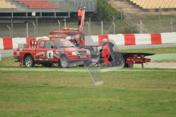 World © Octane Photographic 2011. Formula 1 testing Wednesday 9th March 2011 Circuit de Catalunya. Williams FW33 - Pastor Maldonado. Digital ref : 0020CB1D1964
