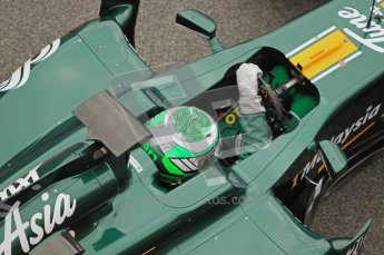 World © Octane Photographic 2011. Formula 1 testing Friday 11th March 2011 Circuit de Catalunya. Lotus T124 - Heikki Kovalainen. Digital ref : 0022CB1D3951