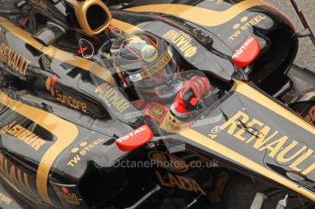 World © Octane Photographic 2011. Formula 1 testing Friday 11th March 2011 Circuit de Catalunya. Renault R31 - Nick Heidfeld. Digital ref : 0022CB1D3989