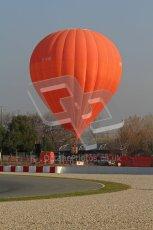 World © Octane Photographic 2011. Formula 1 testing Friday 11th March 2011 Circuit de Catalunya.  Digital ref : 0022LW7D1809