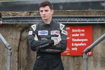 World © Octane Photographic Ltd. Brands Hatch, Qualifying, Saturday 23rd November 2013. BRDC Formula 4 Winter Series, MSV F4-13,  – Kieran Vernon - Hillspeed. Digital Ref : 0863cb1d3044