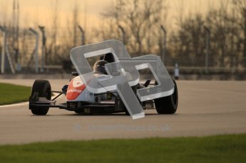 © Octane Photographic Ltd. 2011. Donington Winter Test. Digital Ref : 0202LW1D0227
