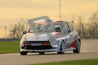 © Octane Photographic Ltd. 2011. Donington Winter Test. Digital Ref : 0202LW1D0247