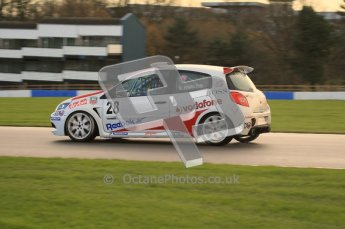 © Octane Photographic Ltd. 2011. Donington Winter Test. Digital Ref : 0202LW1D0272