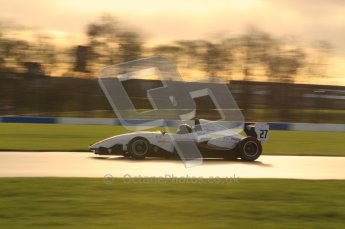 © Octane Photographic Ltd. 2011. Donington Winter Test. Digital Ref : 0202LW1D0049