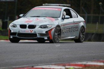World © Octane Photographic Ltd. Brands Hatch, Race 4, Sunday 24th November 2013. MSV Safety Car. Digital Ref : 0868cb1d7788