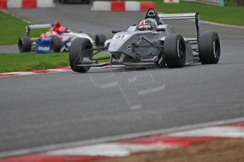 World © Octane Photographic Ltd. Brands Hatch, Race 4, Sunday 24th November 2013. BRDC Formula 4 Winter Series, MSV F4-13,  – Kieran Vernon - Hillspeed. Digital Ref : 0868cb1d7901