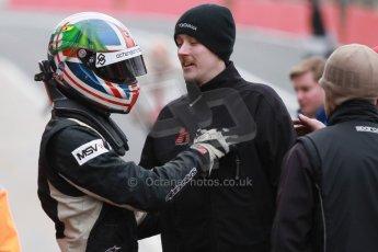 World © Octane Photographic Ltd. Brands Hatch, Race 4, Sunday 24th November 2013. BRDC Formula 4 Winter Series, MSV F4-13,  – Kieran Vernon - Hillspeed. Digital Ref : 0868cb1d7941