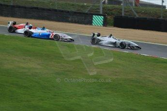 World © Octane Photographic Ltd. Brands Hatch, Race 4, Sunday 24th November 2013. BRDC Formula 4 Winter Series, MSV F4-13,  – Kieran Vernon - Hillspeed. Digital Ref : 0868lw1d7641
