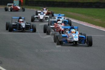 World © Octane Photographic Ltd. Brands Hatch, Race 4, Sunday 24th November 2013. BRDC Formula 4 Winter Series, MSV F4-13, Sennan Fielding – HHC Motorsport. Digital Ref : 0868lw1d7700