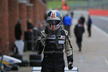 World © Octane Photographic Ltd. Brands Hatch, Race 4, Sunday 24th November 2013. BRDC Formula 4 Winter Series, MSV F4-13,  – Kieran Vernon - Hillspeed. Digital Ref : 0868lw1d7886