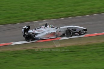 World © Octane Photographic Ltd. Brands Hatch, Race 4, Sunday 24th November 2013. BRDC Formula 4 Winter Series, MSV F4-13,  – Kieran Vernon - Hillspeed. Digital Ref : 0868lw7d4659