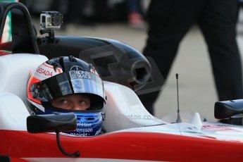 World © Octane Photographic Ltd. FIA European F3 Championship, Silverstone Free Practice 1, UK, Friday 10th April 2015. Prema Powerteam – Felix Rosenqvist, Dallara F312 – Mercedes-Benz. Digital Ref : 1217LB1D4893