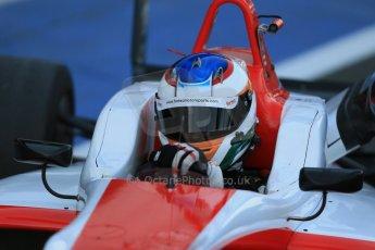 World © Octane Photographic Ltd. FIA European F3 Championship, Silverstone Free Practice 1, UK, Friday 10th April 2015. Fortec Motorsports – Matthew Rao, Dallara F312 – Mercedes-Benz. Digital Ref : 1217LB1D5058