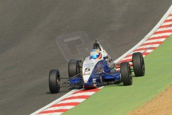 World © Octane Photographic Ltd. British Formula Ford – Brands Hatch, September 2nd 2011. Fluid Motorsport - Matt Parry. Digital Ref : 0875cb1d1495