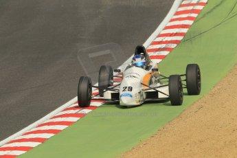 World © Octane Photographic Ltd. British Formula Ford – Brands Hatch, September 2nd 2011. JTR - Tristan Mingay. Digital Ref : 0875cb1d1603