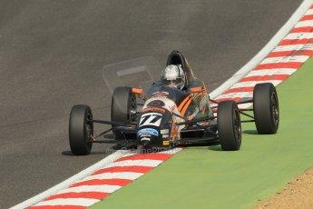 World © Octane Photographic Ltd. British Formula Ford – Brands Hatch, September 2nd 2011. Geva Racing - Antti Buri. Digital Ref : 0875cb1d1610