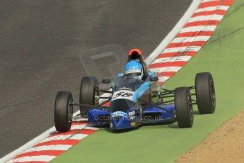 World © Octane Photographic Ltd. British Formula Ford – Brands Hatch, September 2nd 2011. Rendez-Vous Racing / Enigma Motorsport - Linton Stutely - Mygale SJ07. Digital Ref : 0875cb1d1635