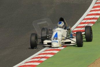 World © Octane Photographic Ltd. British Formula Ford – Brands Hatch, September 2nd 2011. JTR - Geoff Uhrhane. Digital Ref : 0875cb1d1641