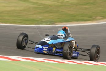 World © Octane Photographic Ltd. British Formula Ford – Brands Hatch, September 2nd 2011. Rendez-Vous Racing / Enigma Motorsport - Linton Stutely - Mygale SJ07. Digital Ref : 0875cb7d1541