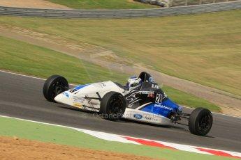 World © Octane Photographic Ltd. British Formula Ford – Brands Hatch, September 2nd 2011. JTR - Geoff Uhrhane. Digital Ref : 0875cb7d1551