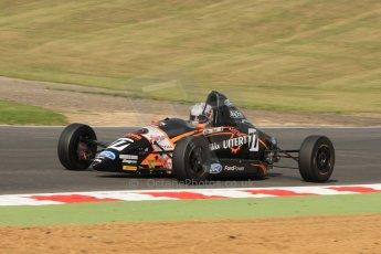 World © Octane Photographic Ltd. British Formula Ford – Brands Hatch, September 2nd 2011. Geva Racing - Antti Buri. Digital Ref : 0875cb7d1560