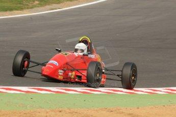 World © Octane Photographic Ltd. British Formula Ford – Brands Hatch, September 2nd 2011. Cliff Dempsey Racing - Cavan Corcoran. Digital Ref : 0875cb7d1583
