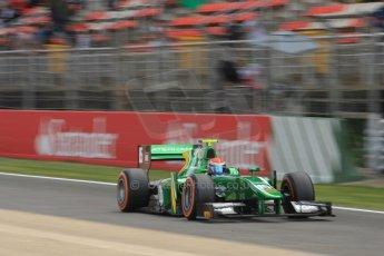 World © Octane Photographic Ltd. GP2 Spanish GP, Circuit de Catalunya, Friday 10th May 2013. Practice. Alexander Rossi - Caterham Racing. Digital Ref : 0660cb1d0153