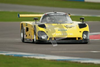 © Octane Photographic Ltd. 2012 Donington Historic Festival. Group C sportscars, qualifying. Spice SE88 - Trevor Knight. Digital Ref : 0320cb1d8738