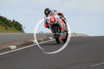 © Octane Photographic Ltd 2011. NW200 Thursday 19th May 2011. Bruce Anstey, Honda - padgetts-motorcycles.co.uk. Digital Ref : LW7D1566