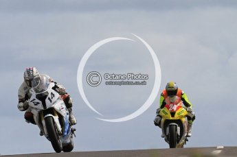 © Octane Photographic Ltd 2011. NW200 Thursday 19th May 2011. Paul Shoesmith, BMW - Ice Valley BMW Motarrad; Jeremy Toye, Kawasaki - Sondel Racing Kawasaki UK. Digital Ref : LW7D1705