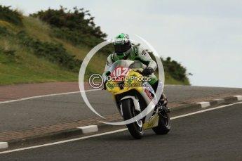 © Octane Photographic Ltd 2011. NW200 Thursday 19th May 2011. Robert Wilson, Kawasaki - Sondel Racing Kawasaki UK. Digital Ref : LW7D1751