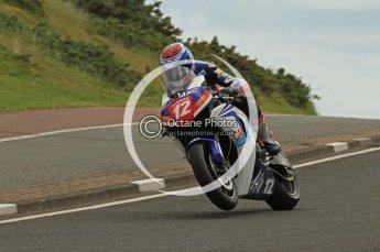 © Octane Photographic Ltd 2011. NW200 Thursday 19th May 2011. Gary Johnson, Honda - East Coast Racing. Digital Ref : LW7D1798