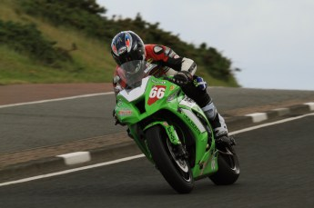 © Octane Photographic Ltd 2011. NW200 Thursday 19th May 2011. Mark Buckley, Kawasaki - OTSS Racing. Digital Ref : LW7D1957
