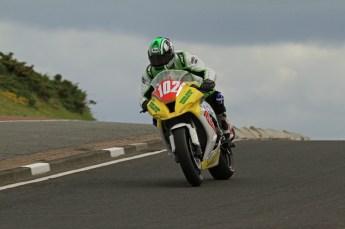 © Octane Photographic Ltd 2011. NW200 Thursday 19th May 2011. Robert Wilson, Kawasaki - Sondel Racing Kawasaki UK. Digital Ref : LW7D2041