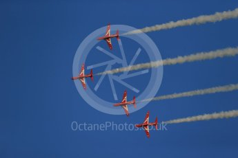 World © Octane Photographic Ltd. 9th December 2015 RAF Scampton – Red Arrows display team practice. Digital Ref : 1493CB1D1915