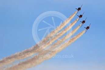 World © Octane Photographic Ltd. 9th December 2015 RAF Scampton – Red Arrows display team practice. Digital Ref : 1493CB1D2010