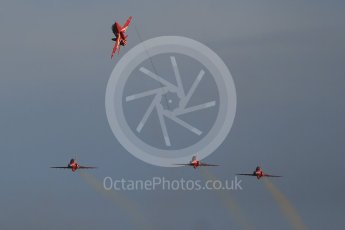 World © Octane Photographic Ltd. 9th December 2015 RAF Scampton – Red Arrows display team practice. Digital Ref : 1493CB1D2133
