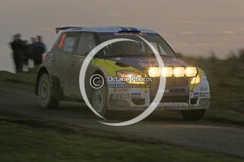 © North One Sport Limited 2010/ Octane Photographic Ltd. 2010 WRC Great Britain, Saturday 13th November 2010. Digital ref : 0118cb1d2233