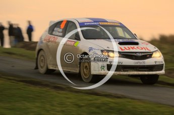 © North One Sport Limited 2010/ Octane Photographic Ltd. 2010 WRC Great Britain, Saturday 13th November 2010. Digital ref : 0118cb1d2236