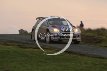 © North One Sport Limited 2010/ Octane Photographic Ltd. 2010 WRC Great Britain, Saturday 13th November 2010. Digital ref : 0118cb1d2238