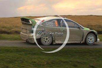 © North One Sport Limited 2010/ Octane Photographic Ltd. 2010 WRC Great Britain, Saturday 13th November 2010. Digital ref : 0118lw1d4290