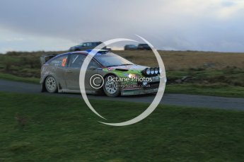 © North One Sport Limited 2010/ Octane Photographic Ltd.. 2010 WRC Great Britain, Saturday 13th November 2010. Digital ref : 0118lw1d4320