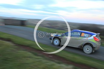 © North One Sport Limited 2010/ Octane Photographic Ltd. 2010 WRC Great Britain, Saturday 13th November 2010. Digital ref : 0118lw1d4423