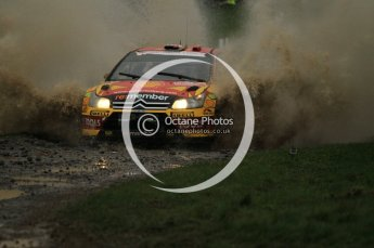 © North One Sport Limited 2010/ Octane Photographic Ltd. 2010 WRC Great Britain, Sunday 14th November 2010. Digital ref : 0120cb1d0057