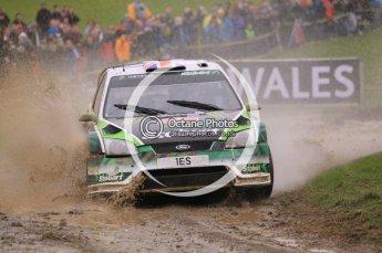 © North One Sport Limited 2010/ Octane Photographic Ltd. 2010 WRC Great Britain, Sunday 14th November 2010. Digital ref : 0120cb1d0144