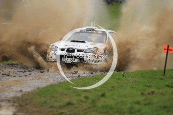 © North One Sport Limited 2010/ Octane Photographic Ltd. 2010 WRC Great Britain, Sunday 14th November 2010. Digital ref : 0120cb1d0172